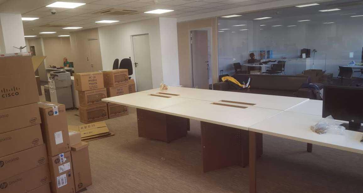Traslado de oficinas
